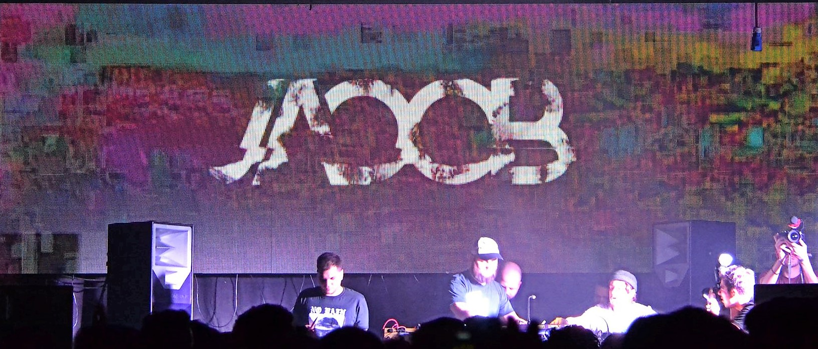 Jacob XXL Lyon Techno