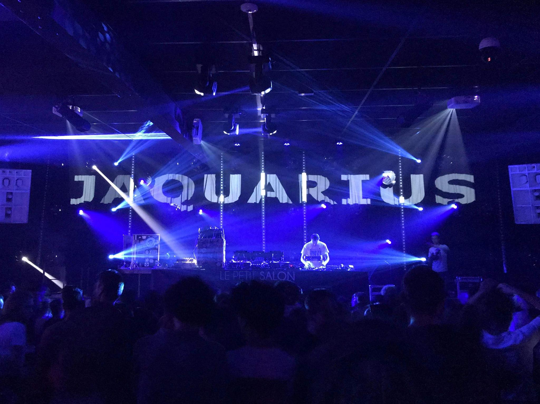 Jaquarius live Technoo