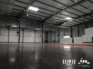 Warehouse Techno Elipse